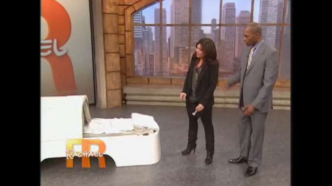 Slimdome as featured on The Rachael Ray Show!